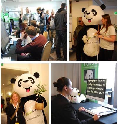 Zoomax Panda desktop CCTV at SightCity
