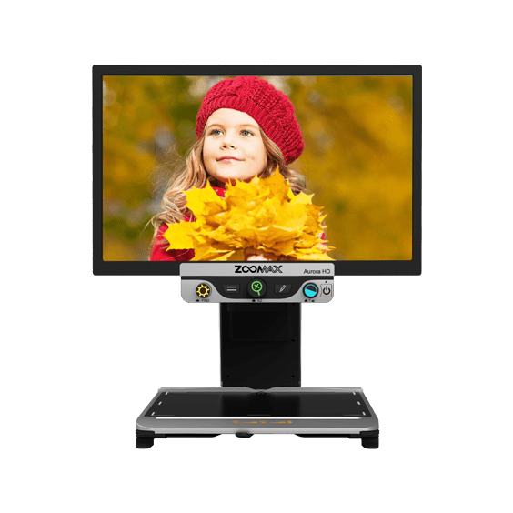 desktop video magnifier Aurora HD