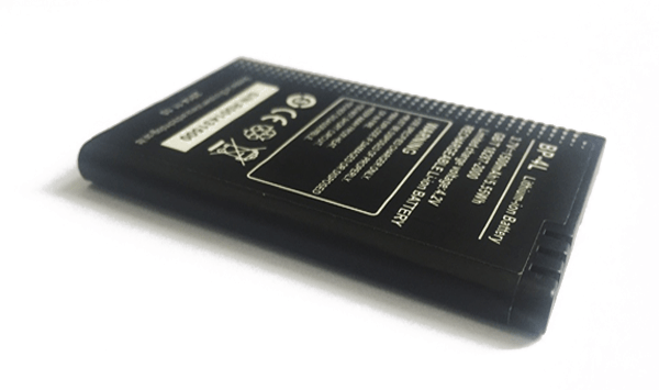 Rechargeable Lithium-ion Battery of Zoomax Snow 4.3″