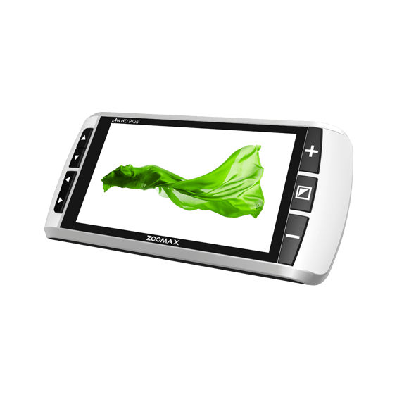 M5 HD Plus handheld video magnifier