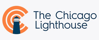 Chicago lighthouse logo