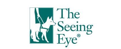 The seeing eye logo