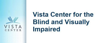 Vista Center for the Blind and Visually Impaired logo