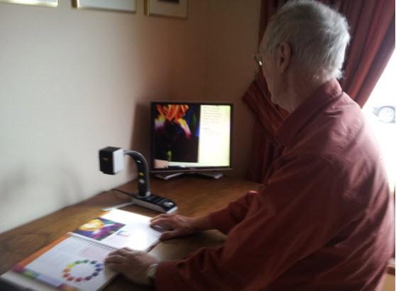 David Rose Using Mars HD