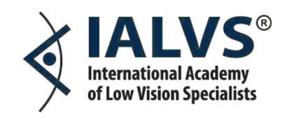 The International Academy of Low Vision Specialists Logo