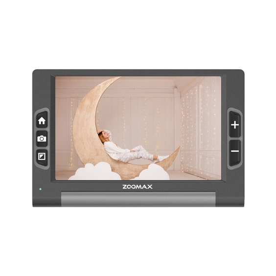Luna 8 Electronic Video Magnifier For Low Vision