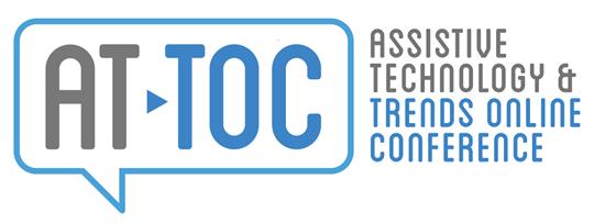 Attoc blue large logo