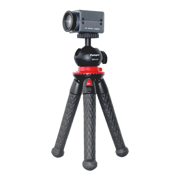 Distance Camera for Snow 12