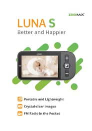Luna S Brochure Cover
