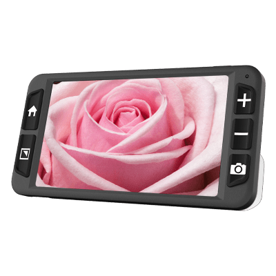 luna 6 handheld electronic video magnifier zoomax